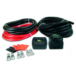 140 AMP DUAL BATTERY KIT