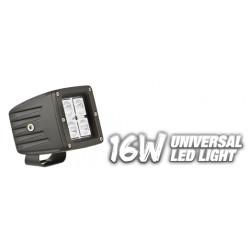 16W UNIVERSAL 4 LED SPOT BEAM
