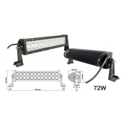 LED Light Bars 72w