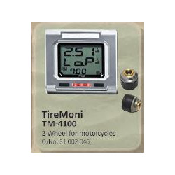 TireMoni Tyre Pressure Monitoring TM-4100 2 Wheel.