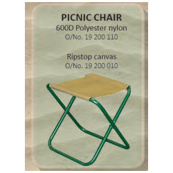 Chair Picnic_Nylon 600D