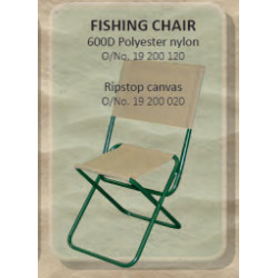 Chair Fishing_Nylon 600D