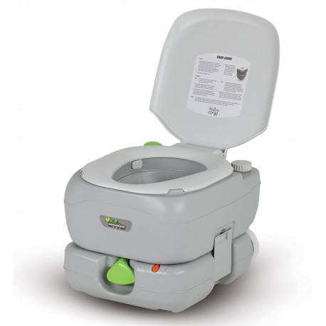 ezy go portable toilet 12l 1st outdoor 4x4. Black Bedroom Furniture Sets. Home Design Ideas