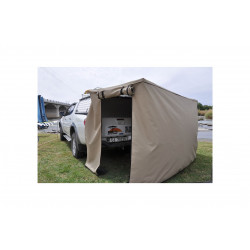 Full drop sides 1.8 meter SAND MS AWNING