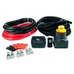 275 AMP DUAL BATTERY KIT