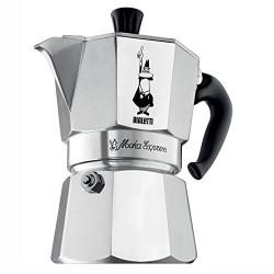 NEW MOKA EXPRESS 4 Cup
