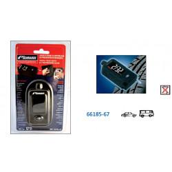Schrader Tyre Tread depth & Tyre Pressure Gauge