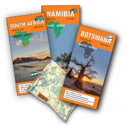 NAMIBIA PAPER MAP 2013_2014 EDITION