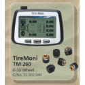 TireMoni Tyre Pressure Monitoring TM-260 6 Wheel