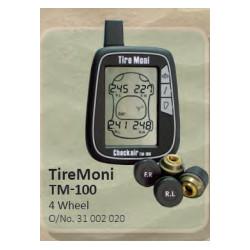 TireMoni Tyre Pressure Monitoring TM-100 4 Wheel