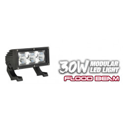 30W MODULAR FLOOD BEAM