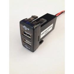 DUAL USB CHARGER (Prado)