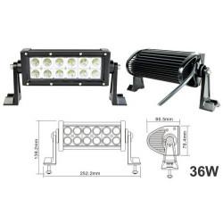 LED Light Bars 36w