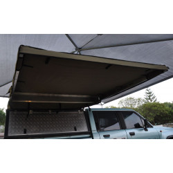 1.8 x 1.8 meters OLIVE 180 ALU AWNING